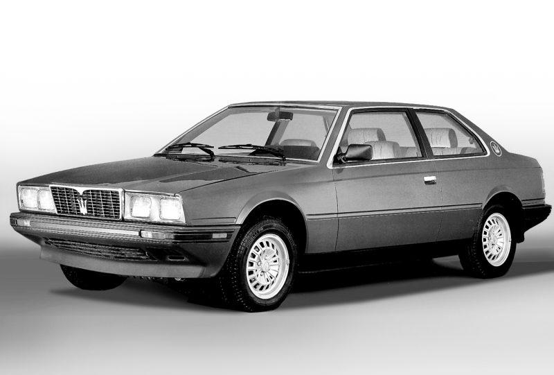 Anno 1977 - Maserati Biturbo