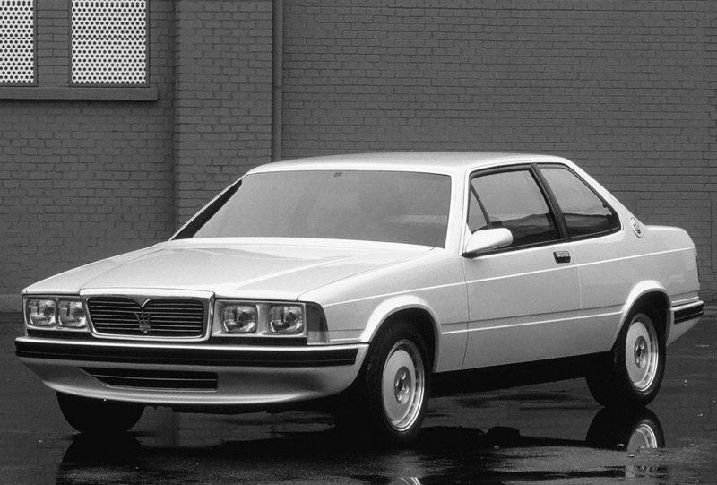 Anno 1982 - Maserati 228