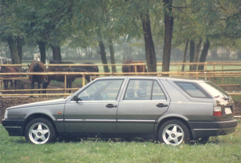 Anno 1988 - Tria Design Fiat Croma Station Wagon