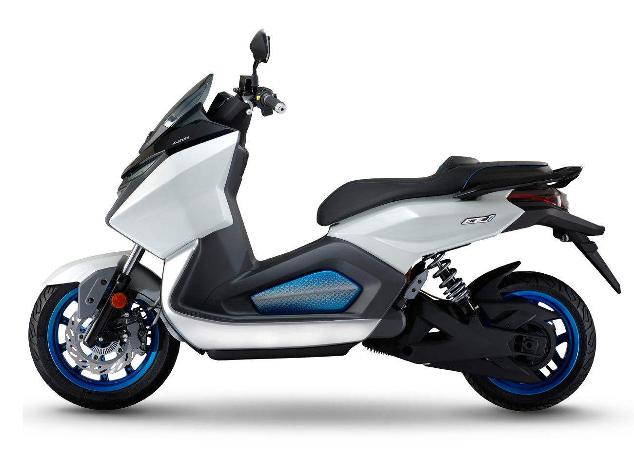 SYM electric scooter