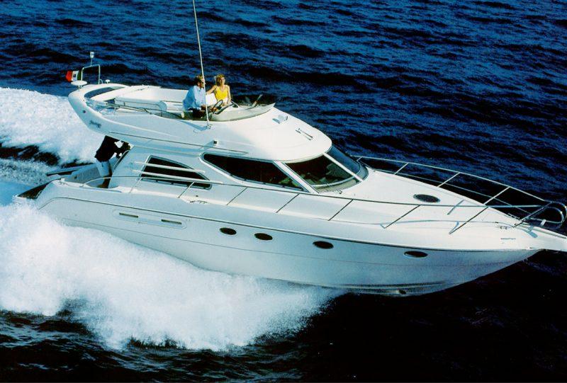 Anno 1996 - 15 Cranchi Atlantic 40